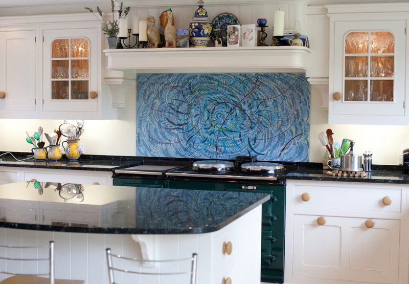 Funky splashbacks gallery Splashback tiles kitchen ideas